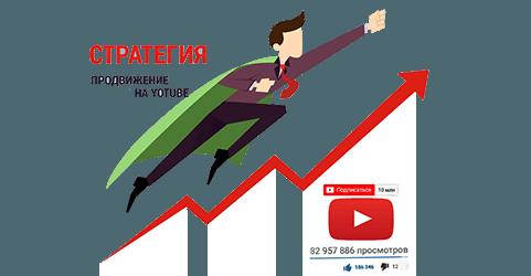 Стратегия продвижения канала youtube
