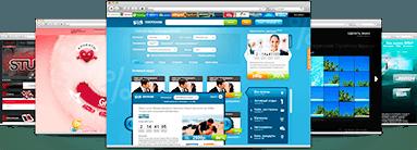 Создание сайтов в Apsite