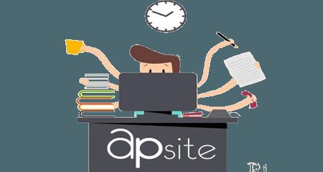 Послуги копірайтера в студії Apsite