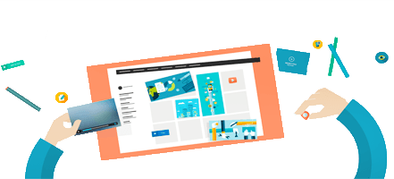 Особливості розробки сайту в Apsite