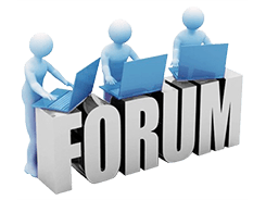 Вид разработки форума